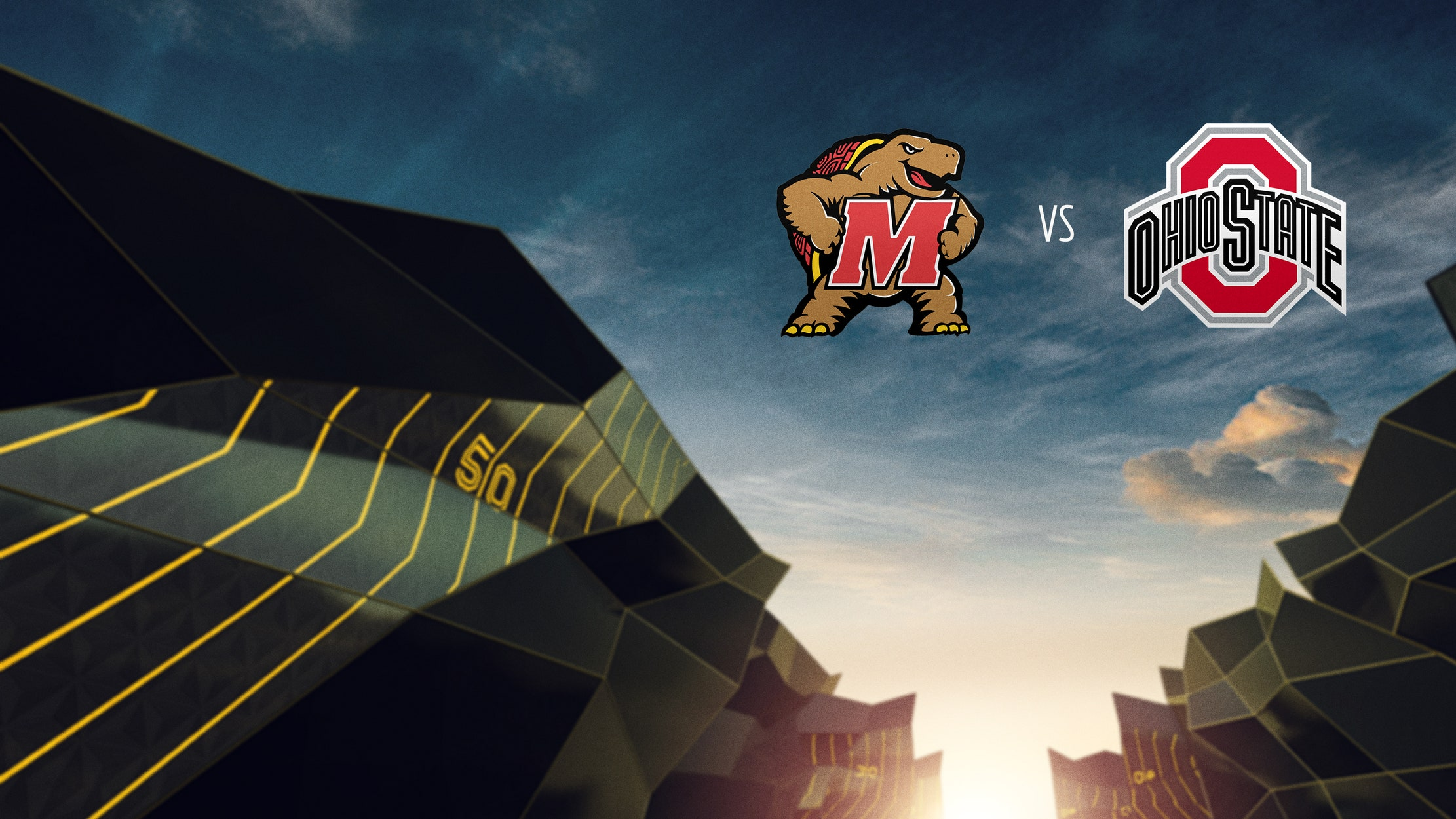 College Football - Maryland at Ohio St. seriesDetail