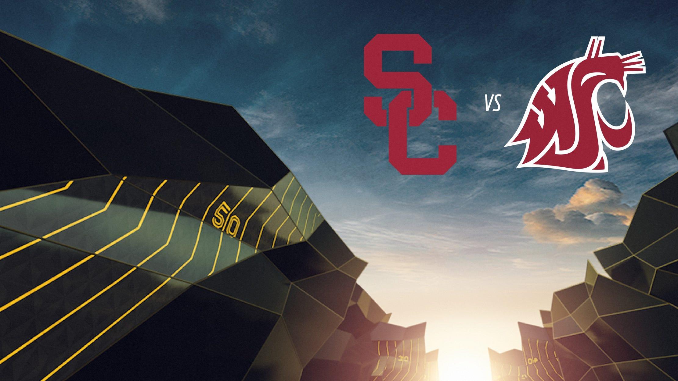College Football - USC at Washington State seriesDetail