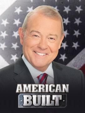 American Built dcg-mark-poster