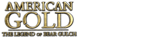 American Gold: The Legend of Bear Gulch logo