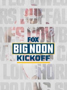 Big Noon Kickoff dcg-mark-poster