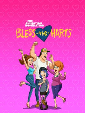 Bless the Harts dcg-mark-poster