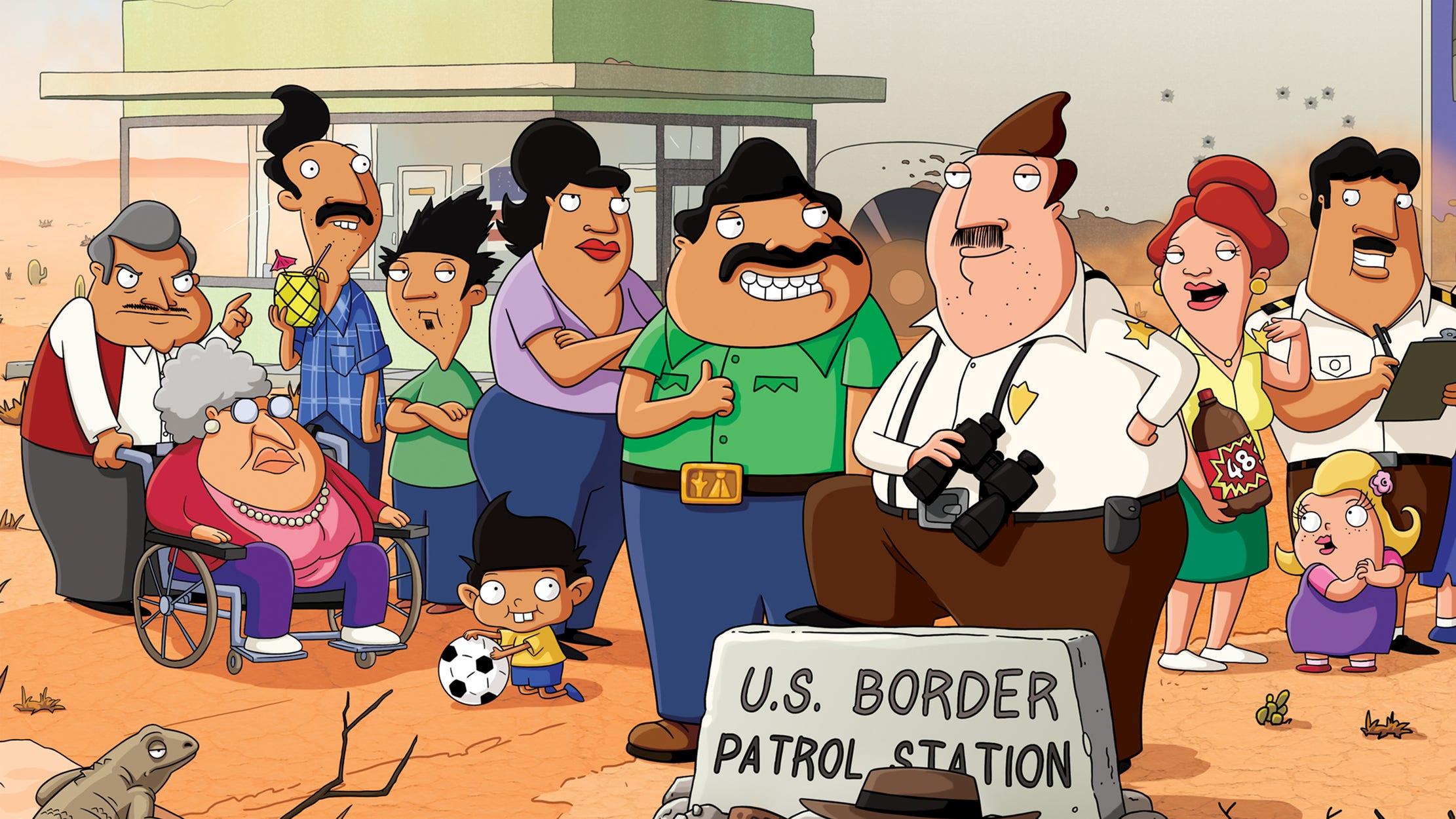 Bordertown seriesDetail