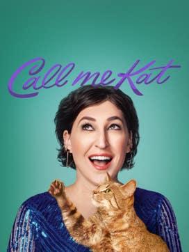 Call Me Kat dcg-mark-poster