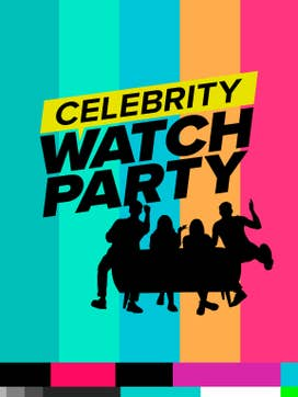 Celebrity Watch Party dcg-mark-poster