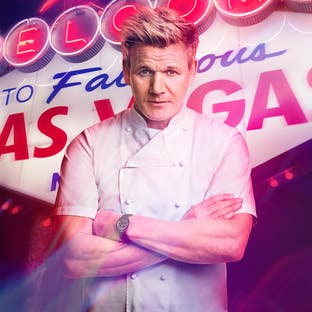 Host/ Judge/Executive Producer Gordon Ramsay Hell's Kitchen