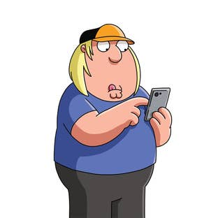 Chris Griffin Seth Green Family Guy