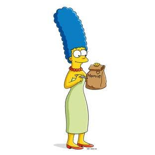 Marge Simpson/ Patty Bouvier/Selma Bouvier/Grandma Jackie Bouvier Julie Kavner The Simpsons