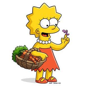 Lisa Marie Simpson Yeardley Smith The Simpsons