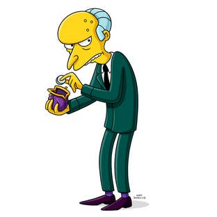 Charles Montgomery Burns/Waylon Smithers/Principal Seymour Skinner/Ned Flanders/Otto Mann/Scratchy/Kent Brockman/Reverend Timothy Lovejoy Harry Shearer The Simpsons