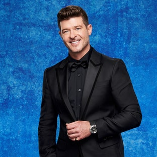 Panelist Robin Thicke The Masked Singer