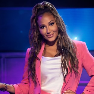 Panelist Adrienne Bailon-Houghton I Can See Your Voice