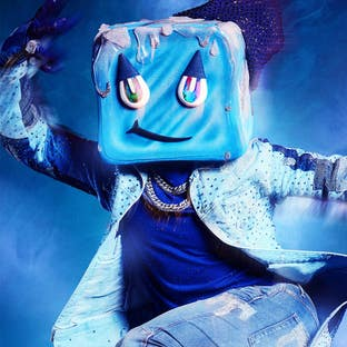 Costume Ice Cube The Masked Dancer