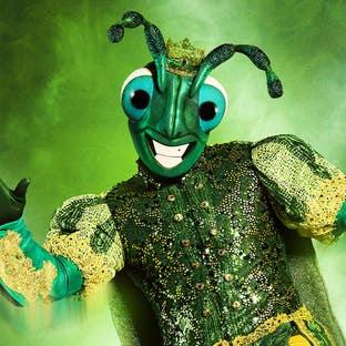Costume Cricket The Masked Dancer
