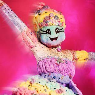 Costume Cotton Candy The Masked Dancer