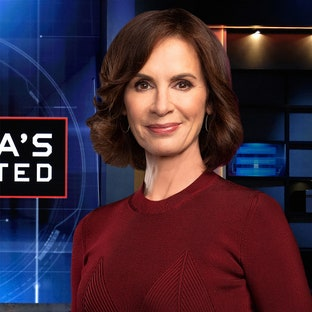 Host Elizabeth Vargas America's Most Wanted