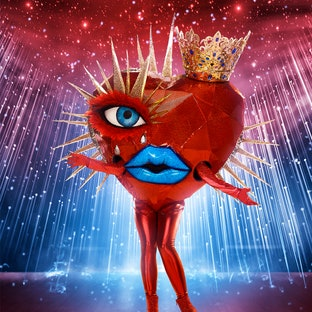 Mask Queen Of Hearts The Masked Singer