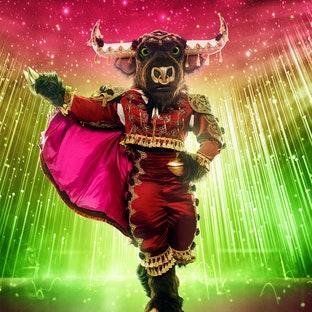 Mask Bull The Masked Singer