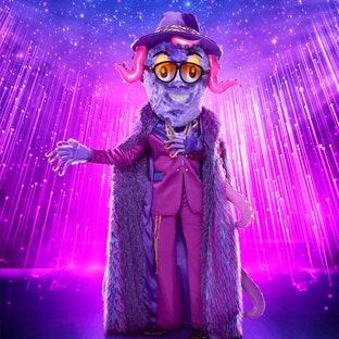 Mask Octopus The Masked Singer