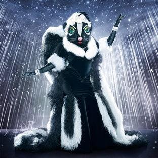 Mask Skunk The Masked Singer