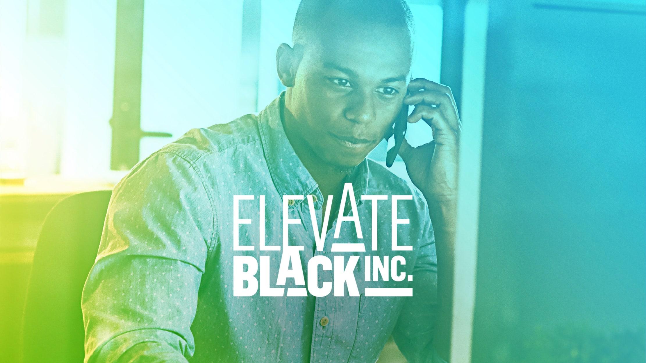 Elevate Black Inc seriesDetail