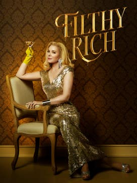 Filthy Rich dcg-mark-poster