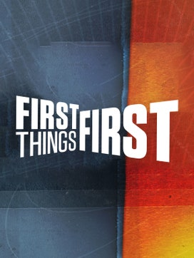 First Things First dcg-mark-poster