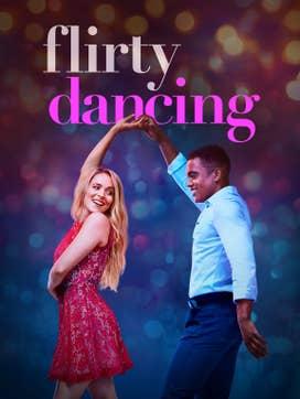 Flirty Dancing dcg-mark-poster
