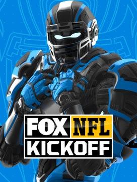 FOX NFL Kickoff dcg-mark-poster