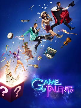 Game of Talents dcg-mark-poster