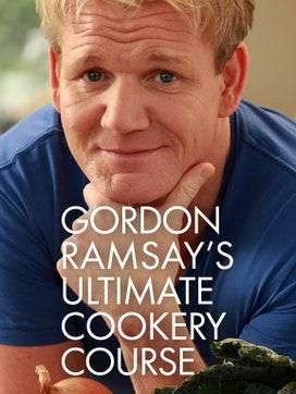 Gordon Ramsay's Ultimate Cookery Course dcg-mark-poster