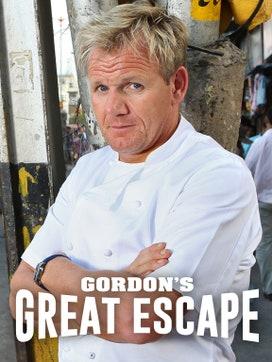 Gordon's Great Escape dcg-mark-poster