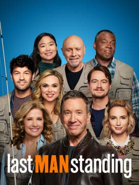 Last Man Standing dcg-mark-poster
