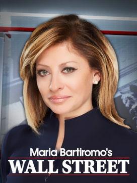 Maria Bartiromo's Wall Street dcg-mark-poster
