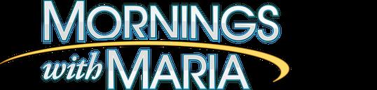 Mornings with Maria Bartiromo logo