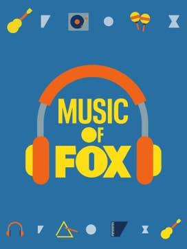 Music of Fox dcg-mark-poster