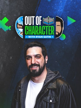 Out of Character with Ryan Satin dcg-mark-poster