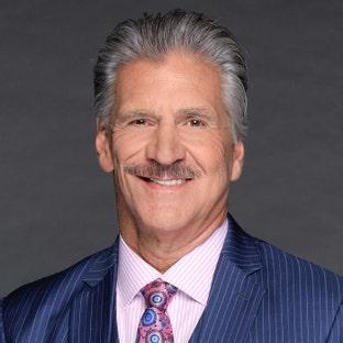 Host Dave Wannstedt FOX NFL Kickoff