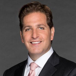 Host Peter Schrager FOX NFL Kickoff