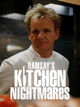 Ramsay's Kitchen Nightmares dcg-mark-poster