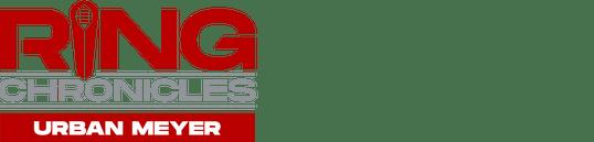 Ring Chronicles with Urban Meyer & Rob Stone logo