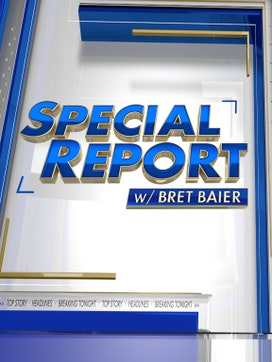 Special Report with Bret Baier dcg-mark-poster