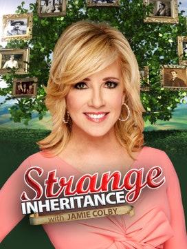 Strange Inheritance dcg-mark-poster