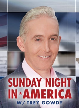 Sunday Night in America With Trey Gowdy dcg-mark-poster