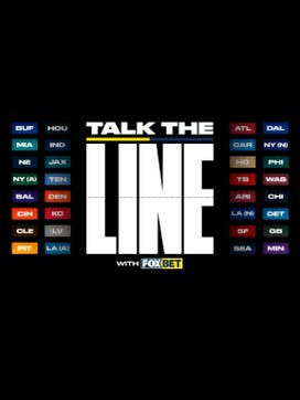 Talk the Line with FOX Bet dcg-mark-poster