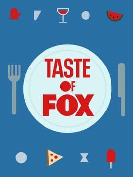 Taste of FOX dcg-mark-poster