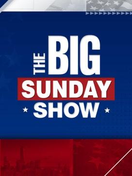 The Big Sunday Show dcg-mark-poster