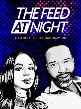 The Feed at Night dcg-mark-poster