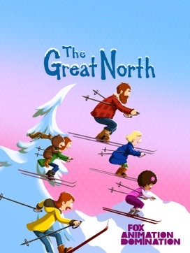 The Great North dcg-mark-poster