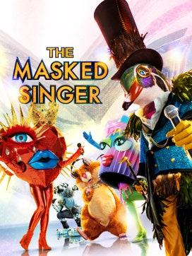 The Masked Singer dcg-mark-poster